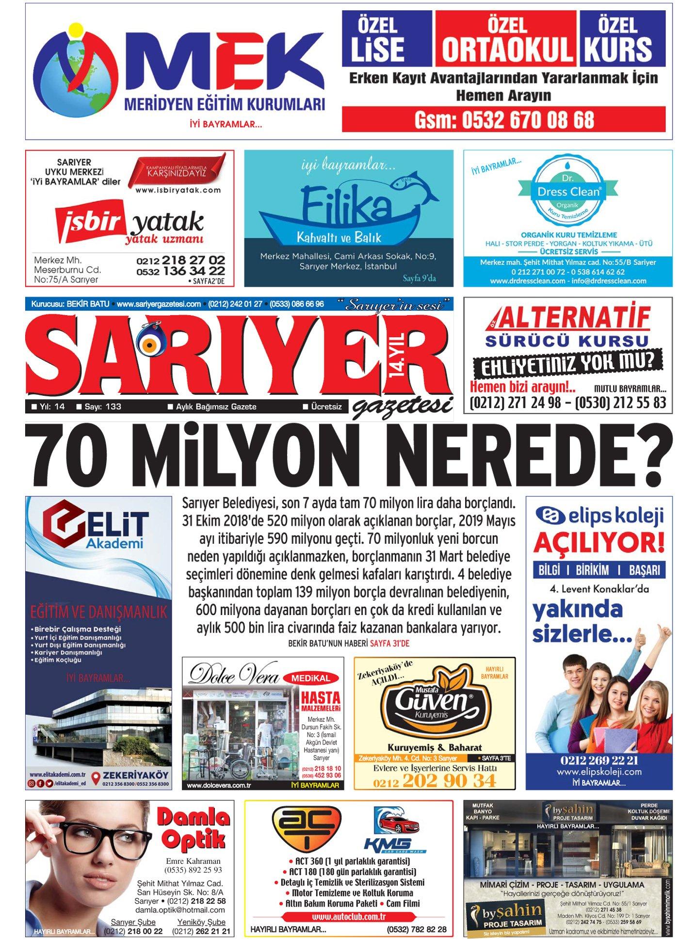 Sarıyer Gazetesi